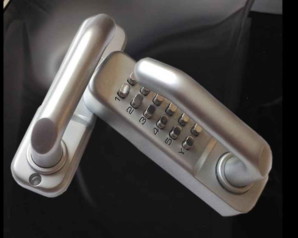 Mechanical Door Locks Key Digital Machinery Code Keypad Password Entry Door Lock The 2th Generation of OS209B-in Locks from Home Improvement on ... & Mechanical Door Locks Key Digital Machinery Code Keypad Password ... pezcame.com