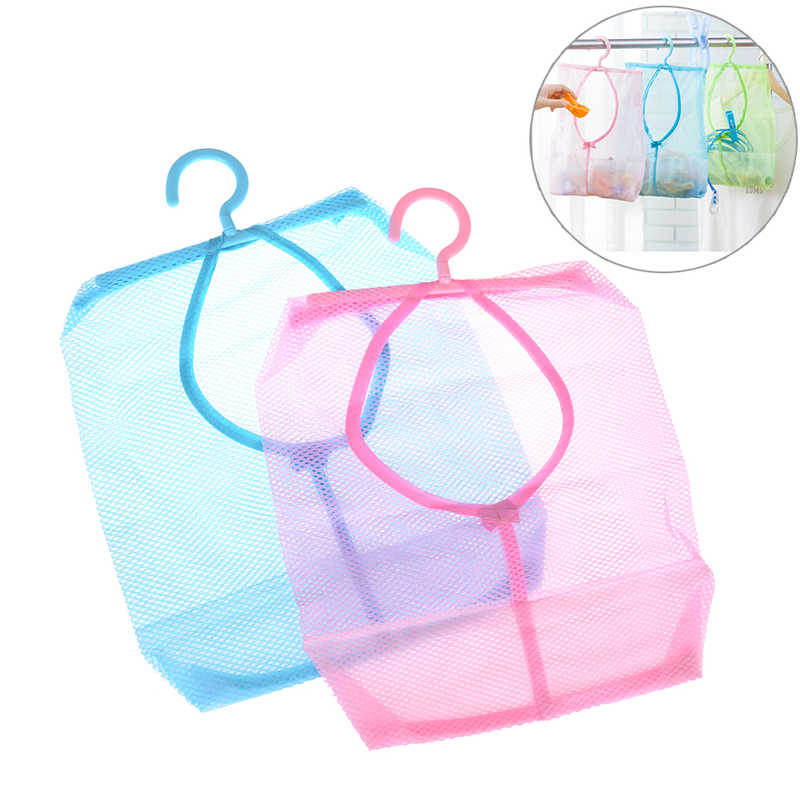 2018 Fashion 1PC Baby Multifunctionele Opknoping Opslag Mesh Badkamer Kids Bad Toy Bag Beach Party Game Gift Nieuwe Hot