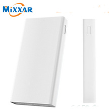 RU Mixxar Power Bank 20000mAh 10000mAh External Battery Mobile Portable Charger Powerbank For iphone For Samsung Smartphone