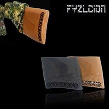 Protection de fusil tactique, tampon à enrouleur en caoutchouc, de fusil de chasse, protecteur pour Extension de fusil en caoutchouc, accessoires de fesses