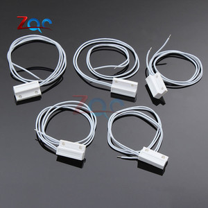 Image 3 - 5 Sets MC38 Wired Door Window Sensor N/C N/O Switch Magnetic Alarm 330mm Length 100V DC Normally Closed/Opened for Home Safe