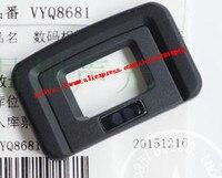 Original novo Visor Ocular de Borracha Ocular Ocular como para Panasonic DMC-G6 g6