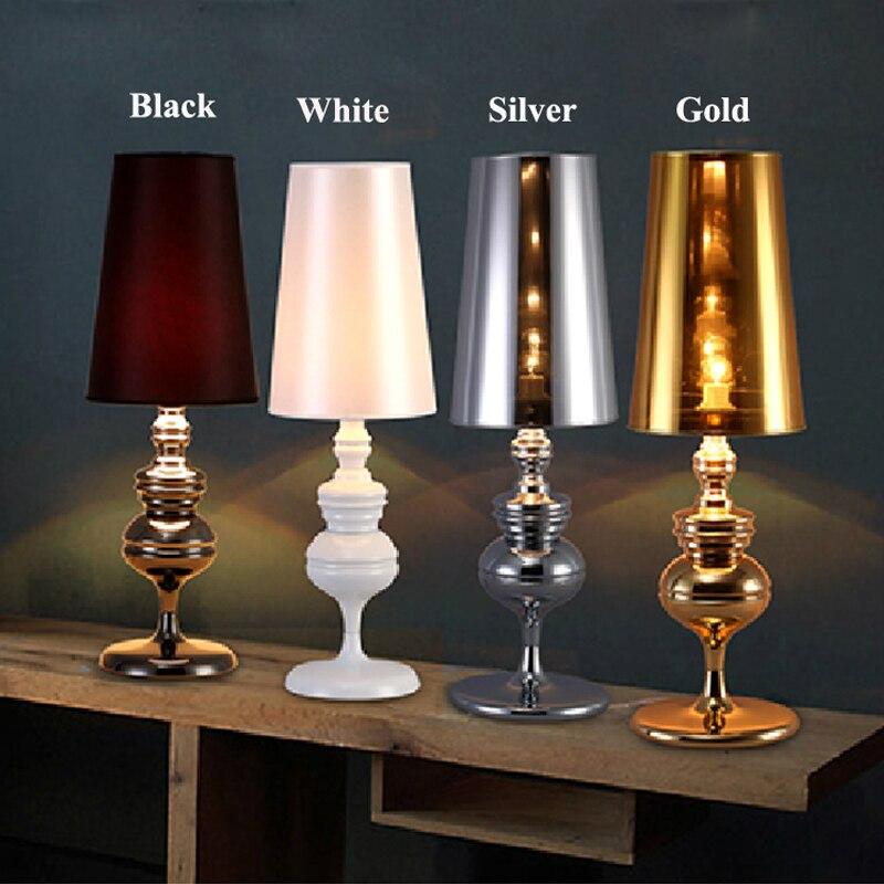 ФОТО Desk Lamp Light Modern Spanish Design Fashion Bedroom Table Lamp Light Living Room Wedding lights
