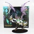 Demon Hunter Action Figure DC Unlimited Series 1 Deluxe box Demon Hunter Illidan tempestade VC figura jogo Online caráter