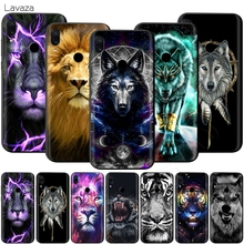 Lavaza Abstract Animal Lion Wolf Tiger Case for Xia