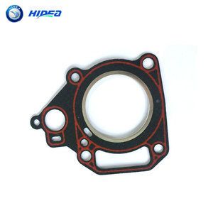 Hidea Cylinder Gasket F5 4 Stroke 5HP Outboard Engine Spare Parts F4-01.06.32 YMH 67D-11181-A0-00(China)