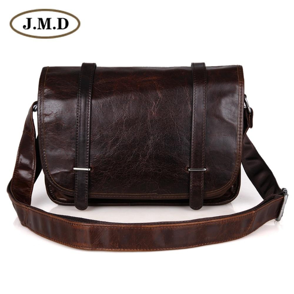 ФОТО New Arriavl Excellent Vintage Genuine Leather Shoulder Bag Woman's Messenger Crossbody Bag 3118C