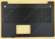 Русский RU Подсветка клавиатуры для ASUS G550 g550jk N550 with palmrest верхней крышке черный с подсветкой
