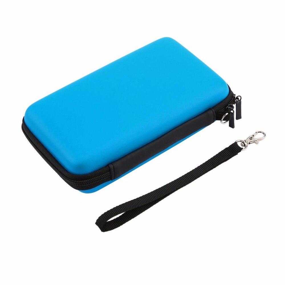 EVA portátil Carry Case Jogo Acessório Do Console Saco Sacos de Viagem Bolsa de Transporte Rígido De Armazenamento Caso Anti-choque Para Nintendo Interruptor
