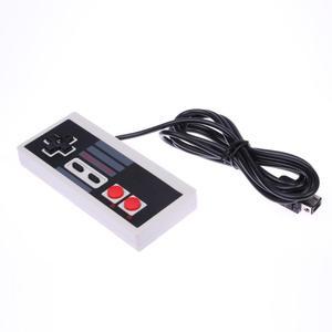 Image 5 - Spiel Controller Wired Joypad Gaming Controller Mini Klassische Stecker und Spielen Gamepad Joystick für Nintendo NES Klassische Spiel