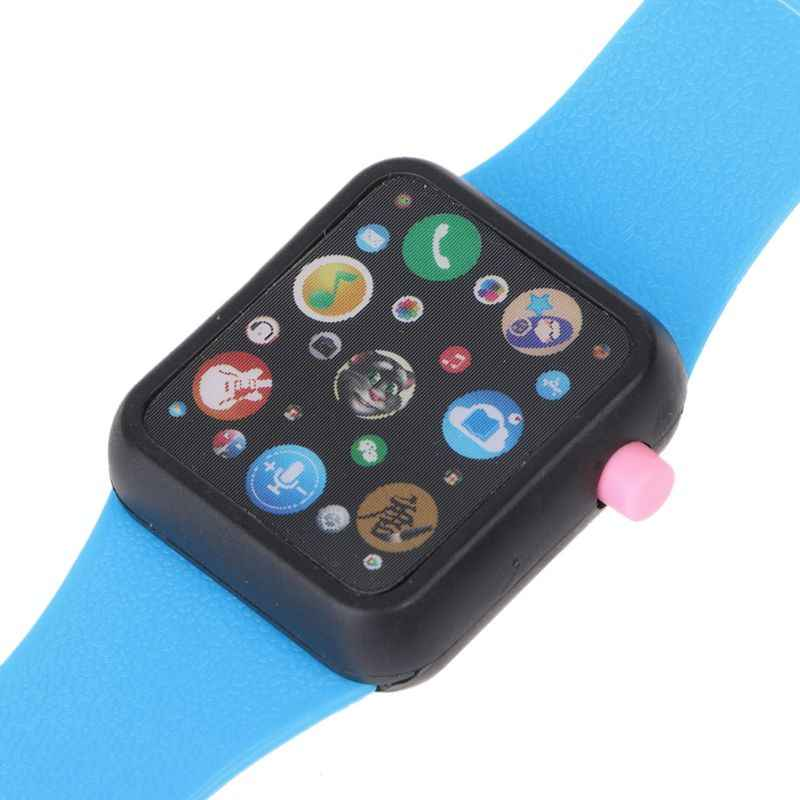 Kids 3D Touch Screen Smart Watch Music Learning Machine Early Education Toy Baby Toys Toddler Infant Toys Newborn