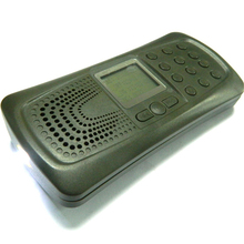 2016 New CP-387B CP-387 Electronics Hunting Mp3 Bird Caller Sounds Player Decoy Built-in 20W 126dB Timer OFF and ON function
