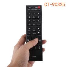 Controle remoto CT-90325 e 75014827 55sl412u 65ht2u para toshiba tv lcd complacente CT-90325 CT-90351 CT-90329