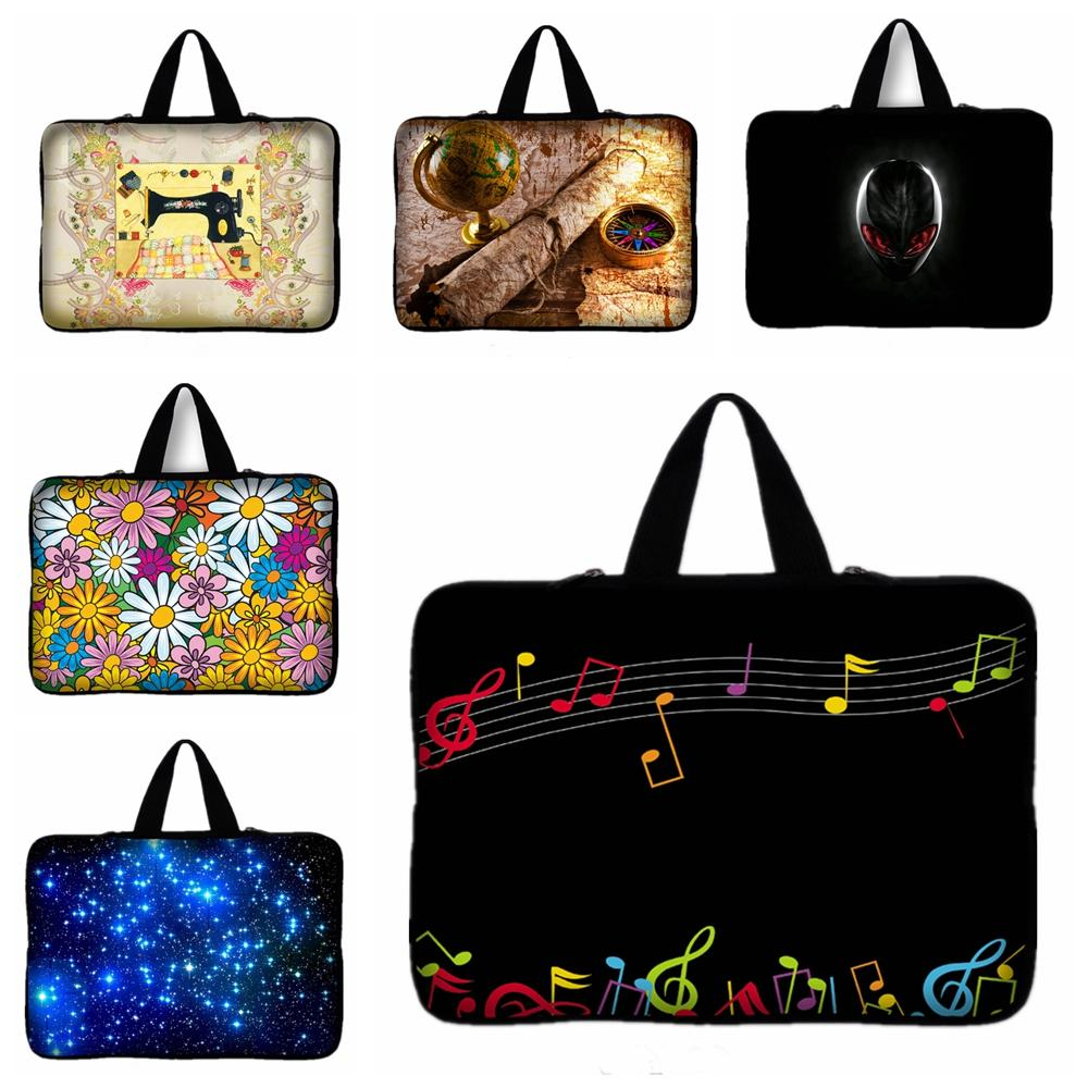 New Music Note,Alien Ultrabook Laptop Sleeve Bag Case Notebook Cover 13 13.3 inch for Macbook HP Lenovo Women Men #4