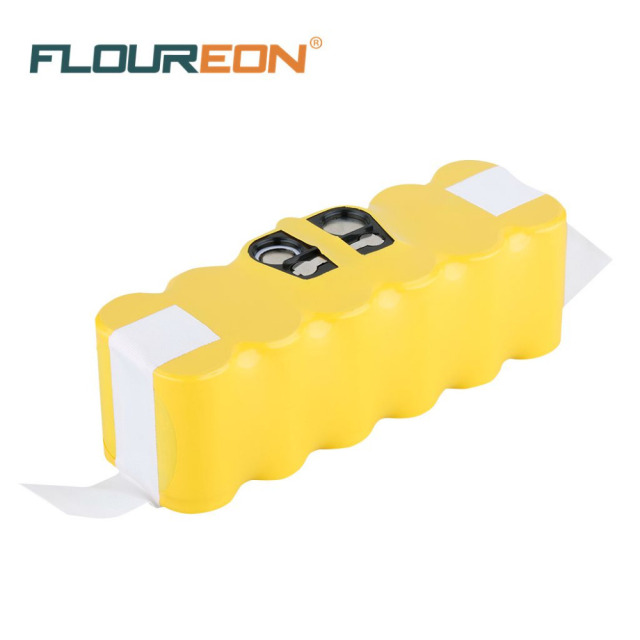 US $23 75 20% OFF|14 4V 3500mAh For iRobot Roomba Ni MH Vacuum Cleaner  Rechargeable Battery Pack Replacement for 500 550 560 600 650 700 780  800-in