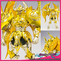 Original Bandai Tamashii Nations Saint Cloth Myth EX Saint Seiya: Soul of Gold Action Figure - Taurus Aldebaran (God Cloth)
