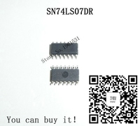 SN74LS07DR SOP14 SN74LS07 SOP 74LS07DR SMD 74LS07 10piece/lot new and original
