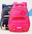 Moda 2017 Sacos de Escola Crianças Mochilas de Nylon Para Meninas Meninos Mochilas Escolares Satchel mochilas escolares infantis À Prova D' Água