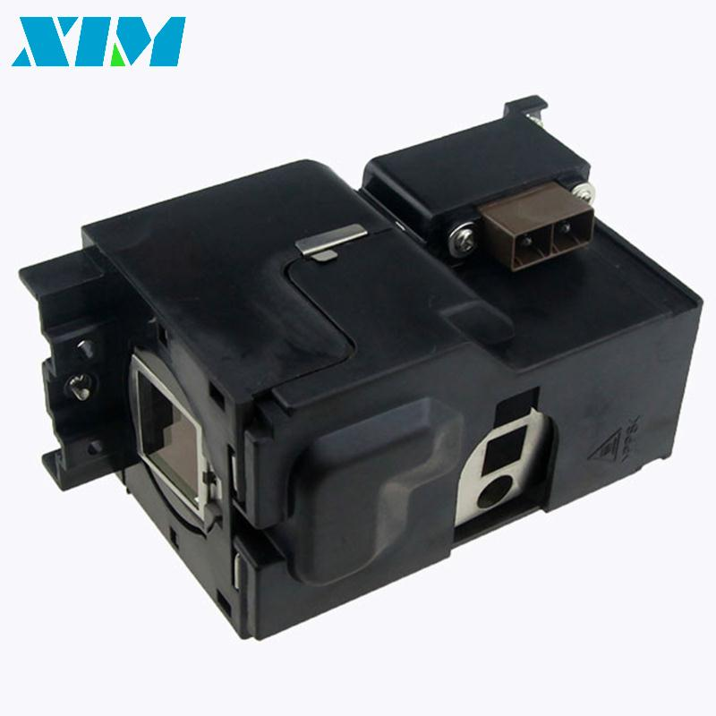 Replacement TV Bare Lamp/Bulb TLPLV8 with Housing for Toshiba TDP-T45 / TDP-T45U TLP-LV8 Projector