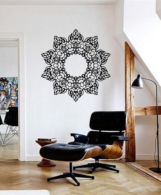 Pinturas Murais Великий мандала Вінілові - Домашній декор