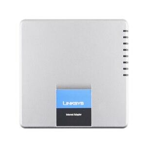 Image 2 - Gratis Verzending! Unlocked LINKSYS SPA400 4FXO VoIP gateway internet adapter Geavanceerde Multi Poort PSTN Oplossing voor Linksys Voice