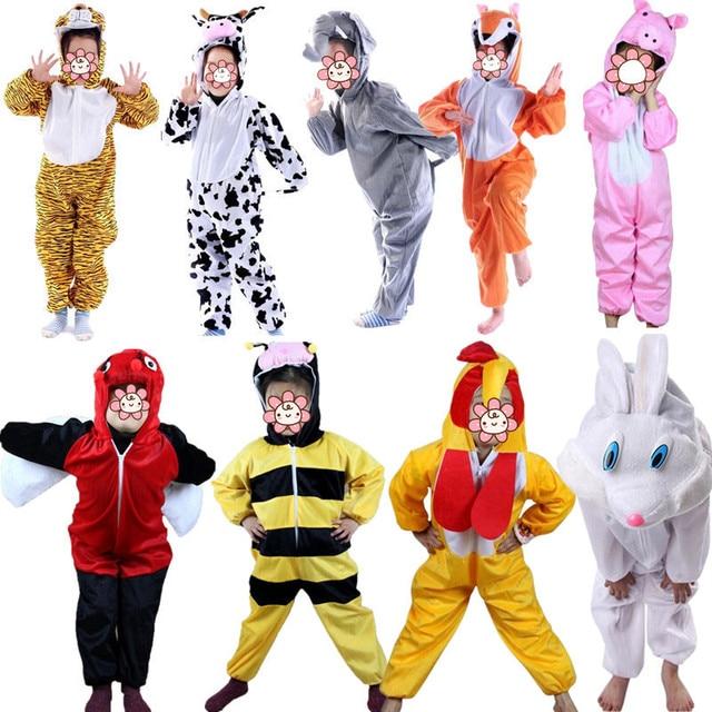 2018 Kids Cartoon Animal Costume Cosplay Giraffe Bee Zebra Monkey Jumpsuits Costumes Carnival Party Dress Supplies  sc 1 st  AliExpress.com & 2018 Kids Cartoon Animal Costume Cosplay Giraffe Bee Zebra Monkey ...