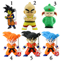 Monge Pig USB Flash Drive de 64 GB de Memória Flash de 8 GB 16 GB 32 GB desenhos animados Dragon Ball SON GOKU USB 2.0 Flash Pen Drives de Disco