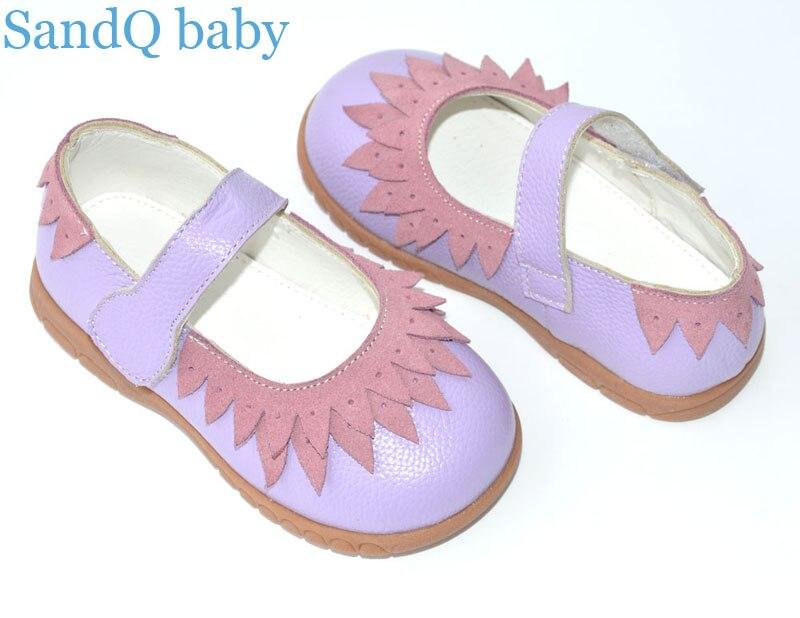 κορίτσια δερμάτινα παπούτσια μαύρο - Παιδικά παπούτσια - Φωτογραφία 6