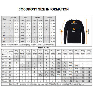 Image 5 - COODRONY 100% Merino Wool Sweater Men Winter Christmas Thick Warm Cashmere Sweaters Fashion Gradient Print O Neck Pullover Homme