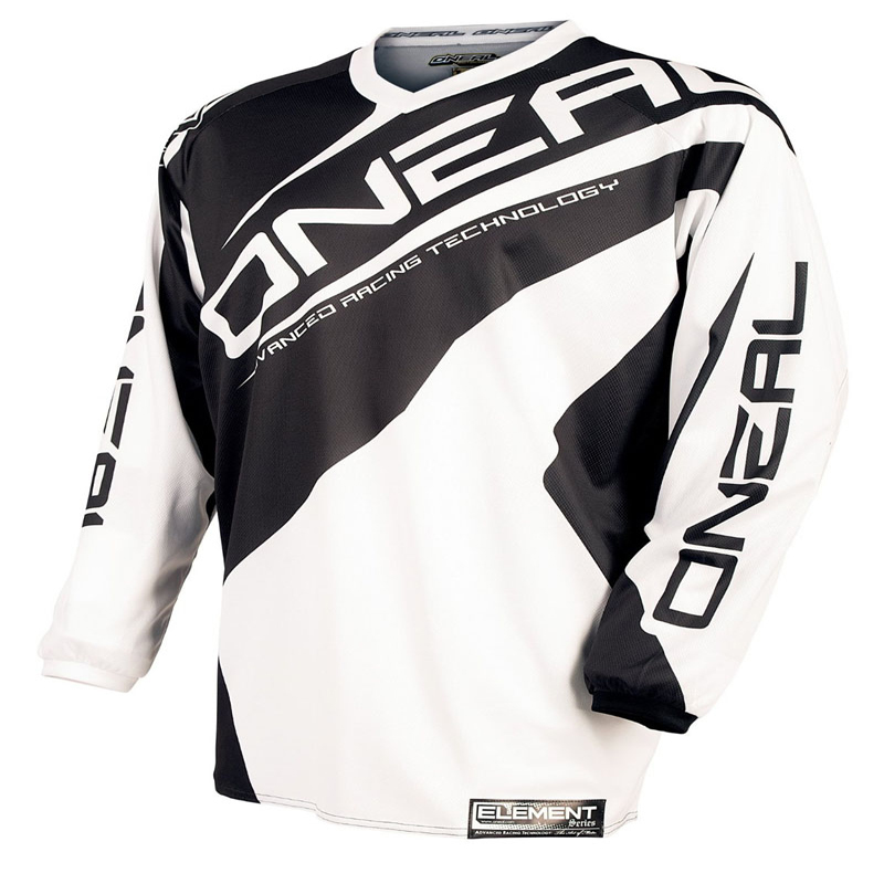2017 New ONeal Enduro Jeresy Downhill Jersey MTB Offroad Long Motorcycle Long Motocross Racing Riding Cycling Jersey