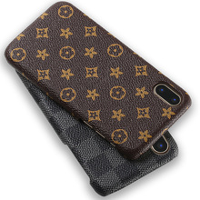 Wangcangli Luxury Phone Case For iPhone X Hard PC plastic back cover For iPhone SE 5
