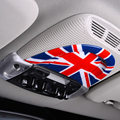 Для MINI Cooper F54 F55 F56 F60 Clubman Countryman  автомобильная консоль на крышу  рамка  декоративная наклейка  лампа для чтения  стильные аксессуары