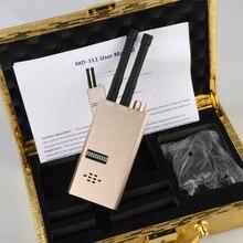 Wireless Signal Detector  WiFi Bug Detector Camera RF Detector  Signal Transmitting Detector With GSM & GPS Dual  Voice Alarm