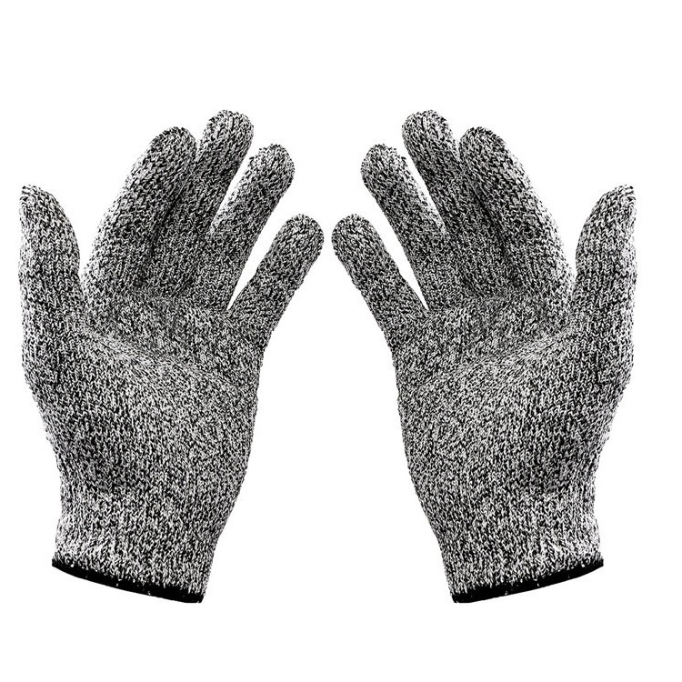 Protective cut-resistant gloves Outdoor self-defense products do Multipurpose protection industry( outdoor research silencer fire resistant gloves