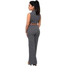 Fashion Sleeveless Jumpsuits