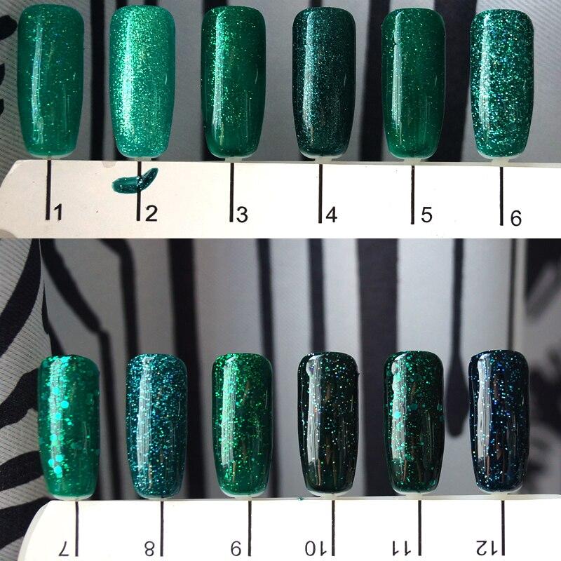 Mdskl 10ml Nail Gel Polish Nail Art Gel Led Uv Soak Long Lasting