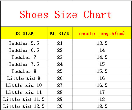 17 New Kids LED Sneakers Breathable Children Sports shoes Baby boys Luminous shoes for girls shoe with light Size 21-30 2