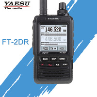 Общая рация для YAESU FT2DR Dual-Band 140-174/420-470 МГц FM Ham двухстороннее радио трансивер YAESU FT2RD рация
