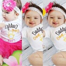 2016 Newborn Infant Kids Baby Boy Girl Cotton Jumpsuit Bodysuit Outfit Clothes