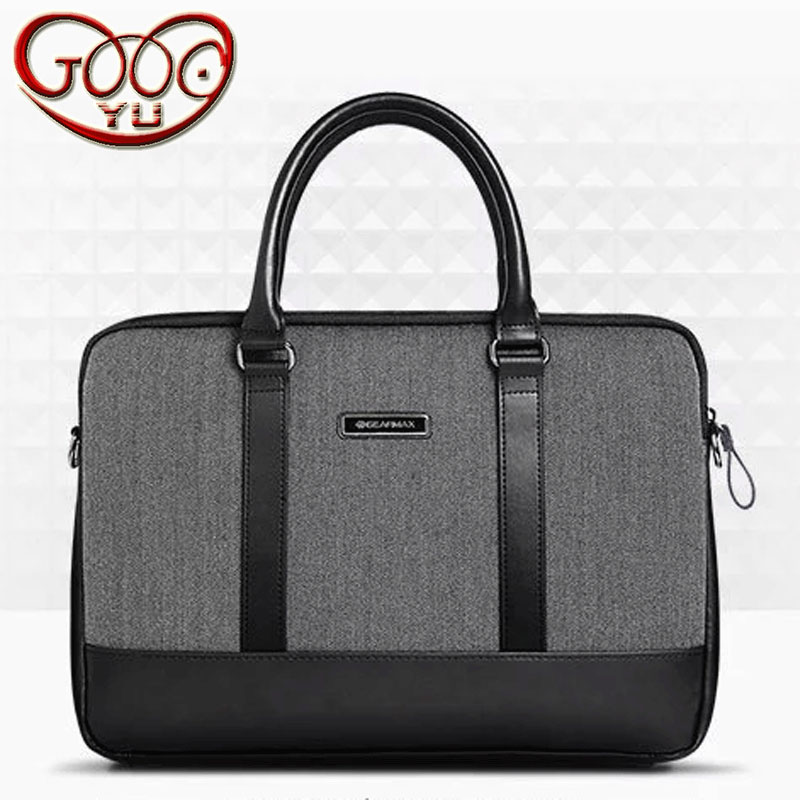 Men s genuine leather business bag wear - resistant negative pressure waterproof breathable notebook notebook computer bagMen s genuine leather business bag wear - resistant negative pressure waterproof breathable notebook notebook computer bag