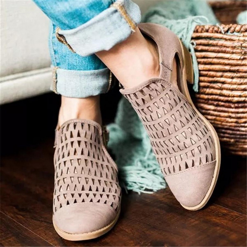 Adisputent Summer Spring Shoes Woman 2019 Pumps Peep Toe Sandals Women Zip Chunky Square Heel Ankle Booties Womans SandalsAdisputent Summer Spring Shoes Woman 2019 Pumps Peep Toe Sandals Women Zip Chunky Square Heel Ankle Booties Womans Sandals