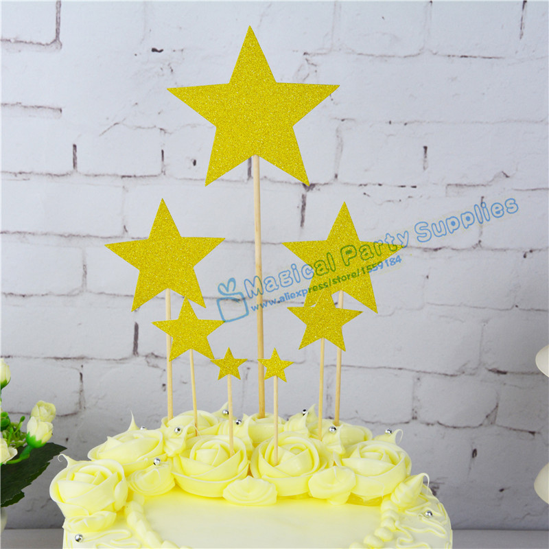 10 Sets 70pcs Twinkle Twinkle Little Star First Birthday