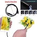 Ушная ложка бороскоп эндоскоп 5 5 мм USB в режиме реального времени видео мониторинг металлический пластик портативный мобильный телефон ком...