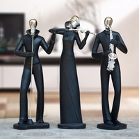 A PCS Musical Characters Decoration Gifts Modern Home Decorations Bands Creative Decorations Study Bookcases Crafts AP5111434