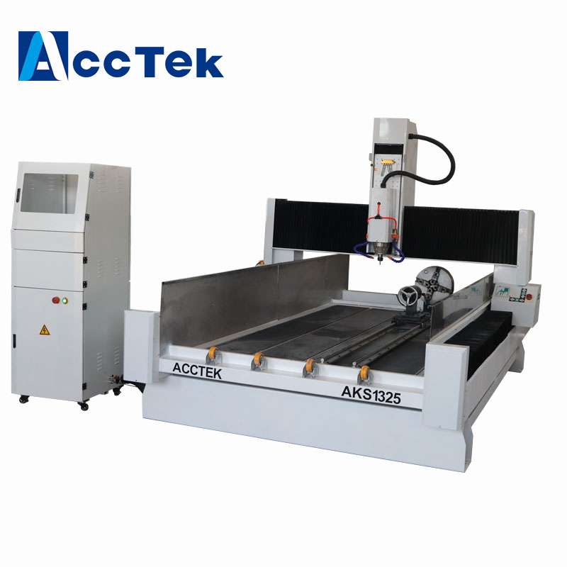 3d stone carving cnc routers stone/marble saw cutting machine 4 axis cnc stone router