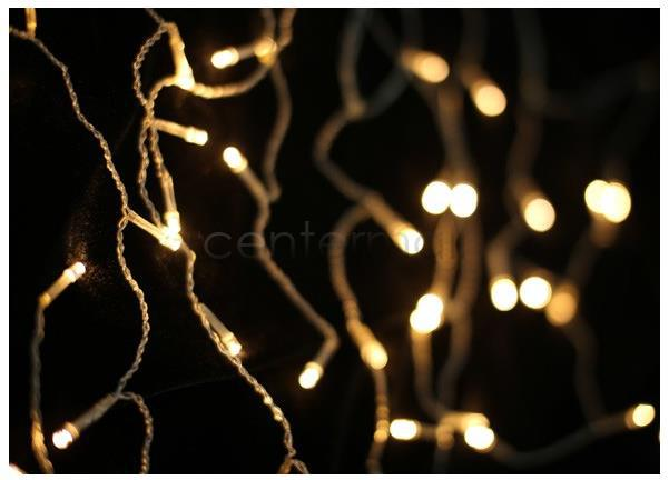 christmas outdoor decoration 4m Droop 0.6m curtain icicle string led lights 220V EU New year Garden Wedding Party Light x 100pcs