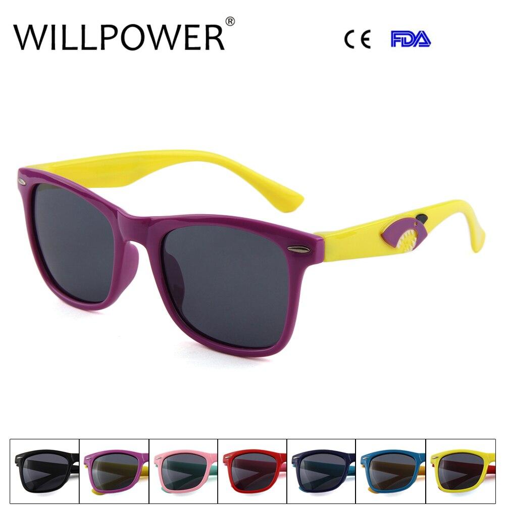 Willpower Mode Kinder Sonnenbrille Kind Sonnenbrille Anti-uv400 Babysonnehut Sonnenschutz-sonnenschutz-brillen-jungen-marke Sunglass Oculos Gafas De Sol Zu Den Ersten äHnlichen Produkten ZäHlen Sonnenbrillen
