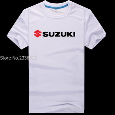 suzuki t shirt team off road advertising fast drying. Black Bedroom Furniture Sets. Home Design Ideas