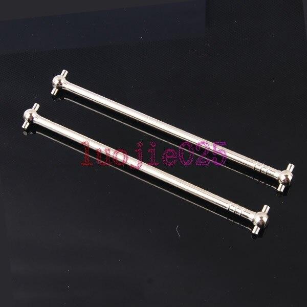 86726 Hsp Transversale Dogbones 123mm Voor Rc 1 8 Model Auto