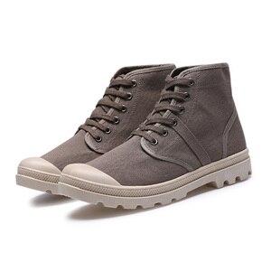 Image 3 - Cuculus/мужские военные тактические ботинки; Армейские ботинки в стиле Дезерт; Обувь для путешествий в армейском стиле; Кожаные ботильоны; Мужские ботинки; 5815